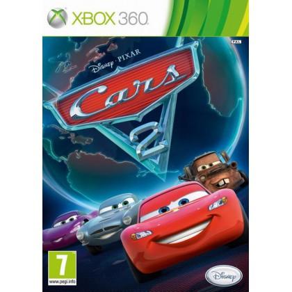 Тачки 2 (Xbox 360) Русская версия