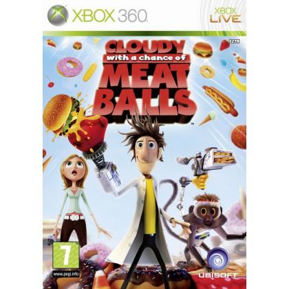 Облачно, возможны осадки в виде фрикаделек (Xbox 360)
