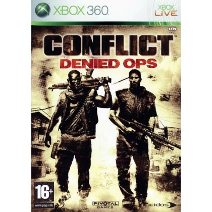 Conflict: Denied Ops (Xbox 360)