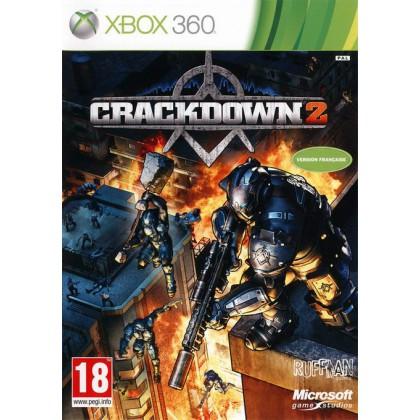Crackdown 2 (Xbox 360) Русская версия