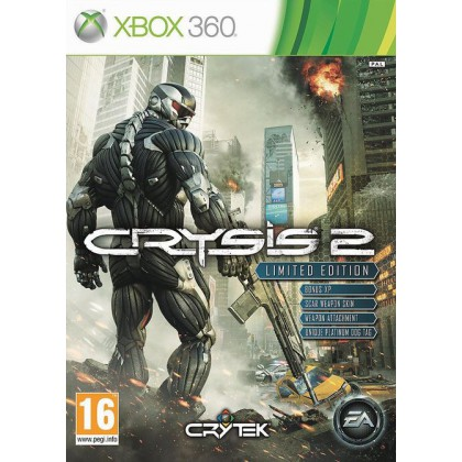 Crysis 2 Limited Edition (Xbox 360) Русская версия