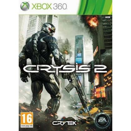 Crysis 2 (Xbox 360) Русская версия