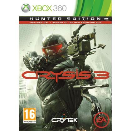 Crysis 3 Hunter Edition (Xbox 360) Русская версия