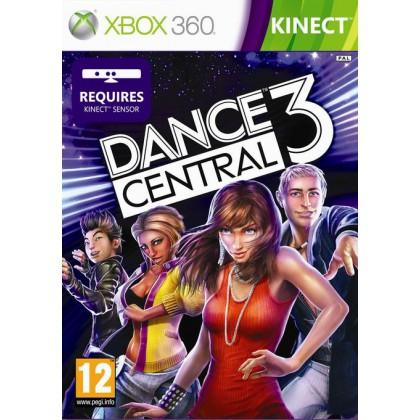 Dance Central 3 (Xbox 360) Русская версия