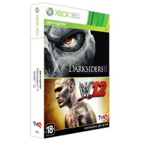 Darksiders 2 + WWE 12 (Xbox 360)