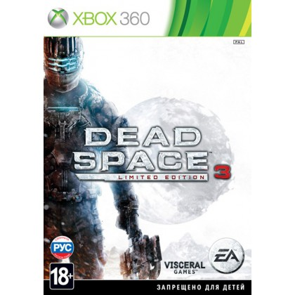 Dead Space 3 Limited Edition (Xbox 360) Русские субтитры