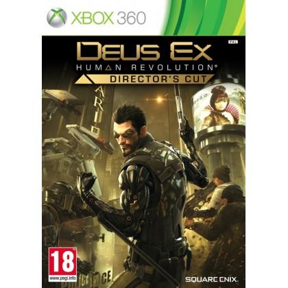 Deus Ex: Human Revolution Directors Cut (Xbox 360)