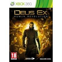 Deus Ex: Human Revolution (Xbox 360) Русская версия