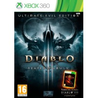 Diablo 3 Ultimate Evil Edition (Xbox 360) Русская версия