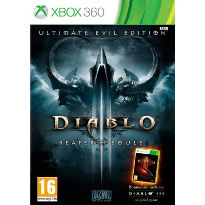 Diablo 3 Reaper of Souls Ultimate Evil Edition (Xbox 360) Русская версия