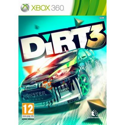 DiRT3 (Xbox 360)