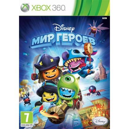 Disney Мир Героев (Xbox 360) Русская версия