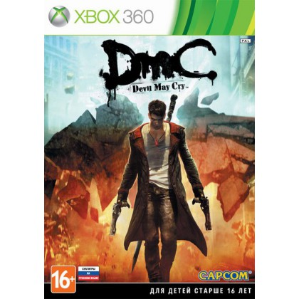 DMC Devil May Cry (Xbox 360) Русские субтитры