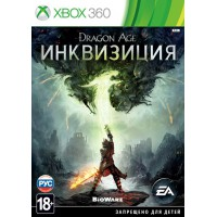 Dragon Age: Инквизиция (Xbox 360) Русские субтитры