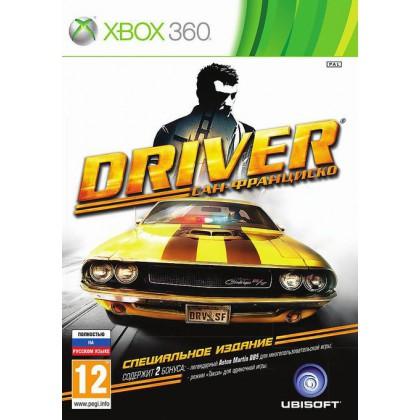 Driver: Сан-Франциско Специальное Издание (Xbox 360) Русская версия