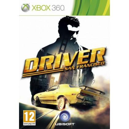 Driver: Сан-Франциско (Xbox 360) Русская версия
