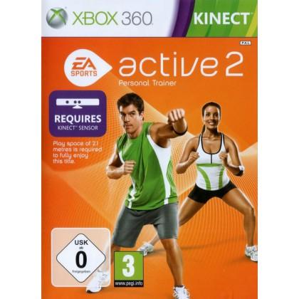 EA Sport Active 2 (Xbox 360)