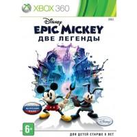 Epic Mickey: Две легенды (Xbox 360) Русская версия