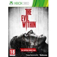 Evil Within (Xbox 360) Русские субтитры