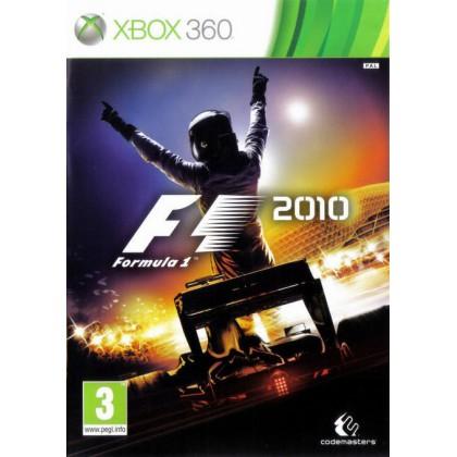 F1 2010 (Xbox 360) Русская версия