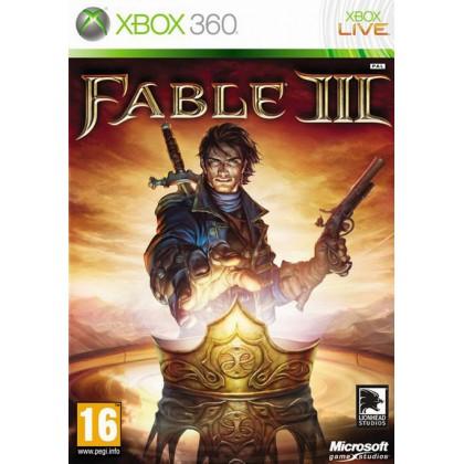 Fable 3 (Xbox 360) Русские субтитры
