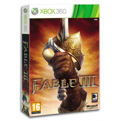 Fable 3 Limited Edition (Xbox 360) Русские субтитры