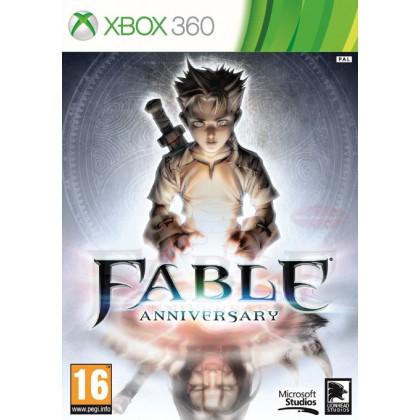 Fable Anniversary (Xbox 360) Русские субтитры