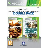 Far Cry 2 Ghost Recon Advanced Warfighter (Xbox 360)