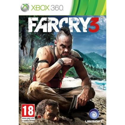 Far Cry 3 (Xbox 360) Русская версия