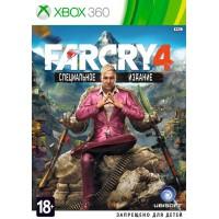Far Cry 4 Специальное издание (Xbox 360) Русская версия