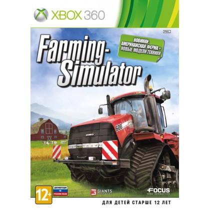 Farming Simulator (Xbox 360)