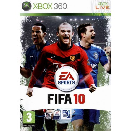 FIFA 10 (Xbox 360) Русская версия