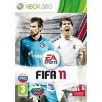 FIFA 11 (Xbox 360) Русская версия