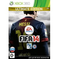 FIFA 14 Ultimate Edition (Xbox 360) Русская версия