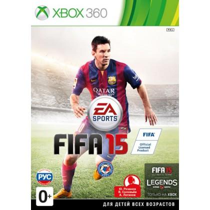 FIFA 15 (Xbox 360) Русская версия