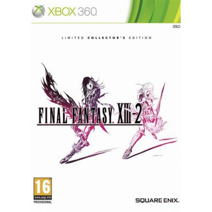 Final Fantasy XIII-2 Collector's Edition (Xbox 360)