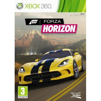 Forza Horizon (Xbox 360) Русская версия