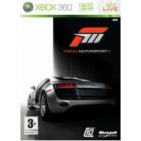 Forza Motorsport 3 (Xbox 360) Русские субтитры