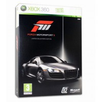 Forza Motorsport 3 Limited (Xbox 360) Русские субтитры