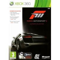 Forza Motorsport 3 Ultimate (Xbox 360) Русские субтитры