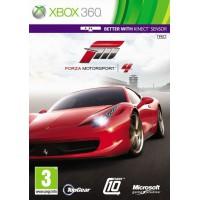 Forza Motorsport 4 (Xbox 360) Русская версия