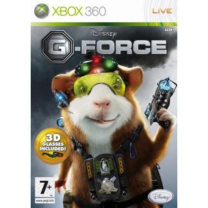 G-Force: Миссия Дарвина (Xbox 360) Русская версия