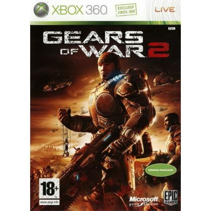Gears of War 2 (Xbox 360) Русские субтитры