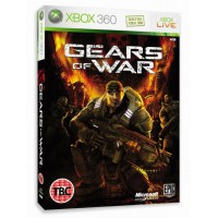 Gears of War + Gears of War 2  (Xbox 360)