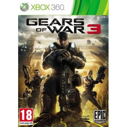 Gears of War 3 (Xbox 360) Русские субтитры