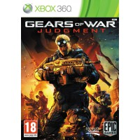 Gears of War Judgment (Xbox 360) Русская версия