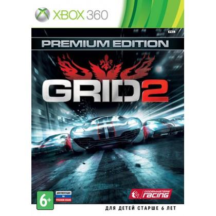 GRID 2 Premium Edition (Xbox 360)