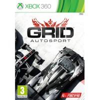 GRID Autosport (Xbox 360) Русская версия