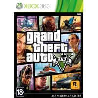 GTA5 Grand Theft Auto 5 (Xbox 360) Русские субтитры