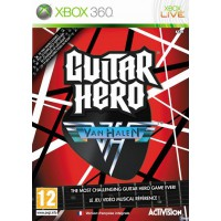 Guitar Hero: Van Halen (Xbox 360)